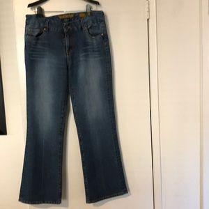 Seven7 Jeans Boot Cut Women S 14 Stretch